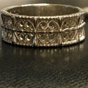 Jewelry - Filigree Ring SZ 7 925 Sterling Silver